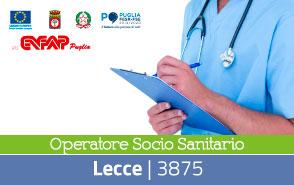 Operatore Socio Sanitario - 3875 Lecce