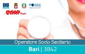 Operatore Socio Sanitario - 3842 Bari