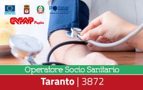Operatore Socio Sanitario - 3872 Taranto