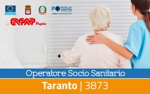 Operatore Socio Sanitario - 3873 Taranto